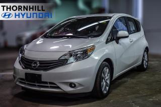 Used 2014 Nissan Versa Note SV  - Bluetooth -  Power Windows for sale in Thornhill, ON