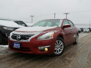 Used 2013 Nissan Altima 2.5L I4 PUSH START for sale in Midland, ON