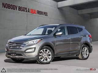 Used 2014 Hyundai Santa Fe Sport 2.0T Limited for sale in Mississauga, ON
