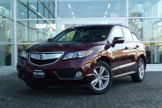 Used 2014 Acura RDX Tech at *Navi* for sale in Vancouver, BC