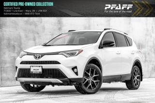Used 2016 Toyota RAV4 AWD SE ONE OWNER, BOUGHT & SERVICED HERE! for sale in Orangeville, ON