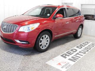 Used 2014 Buick Enclave Premium for sale in Red Deer, AB