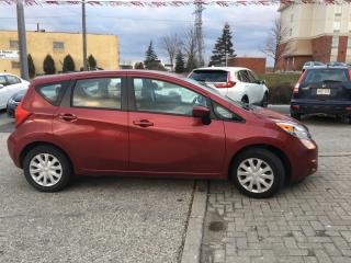 Used 2016 Nissan Versa Note 1.6 SV Sold Pending Customer Pick Up...Bluetooth, Back Up Camera and More! for sale in Waterloo, ON