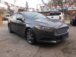 Used 2015 Ford Fusion S for sale in Hamilton, ON