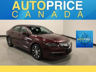 Used 2015 Acura TLX Tech MOONROOF|NAVIGATION|LEATHER for sale in Mississauga, ON