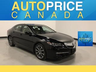Used 2015 Acura TLX Tech AWD|NAVIGATION|LEATHER for sale in Mississauga, ON