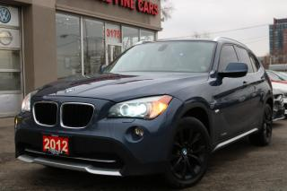 Used 2012 BMW X1 xDrive28i Sport Pkg. Navigation. Panoramic Roof. Clean Car for sale in Toronto, ON
