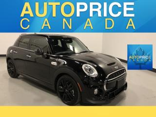 Used 2017 MINI 5 Door Cooper S JOHN COOPER WORKS|NAV|PANOROOF|LEATHER for sale in Mississauga, ON