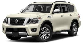 Used 2018 Nissan Armada SL Navigation, Leather, Backup Camera for sale in Coquitlam, BC