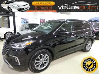 Used 2018 Hyundai Santa Fe XL LUXURY AWD| NAVI| PANO ROOF| LEATHER| 6PASS for sale in Vaughan, ON
