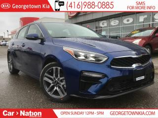 Used 2019 Kia Forte EX+ | $149 BI-WEEKLY | SUNROOF | for sale in Georgetown, ON