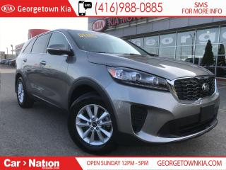 Used 2019 Kia Sorento LX | DEMO | SAVE $$$ | 0% AVAILABLE | for sale in Georgetown, ON
