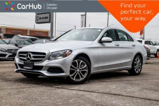 Used 2015 Mercedes-Benz C-Class C 300|4Matic|Bluetooth|Blind Spot|Keyless|Heated Front Seats|17