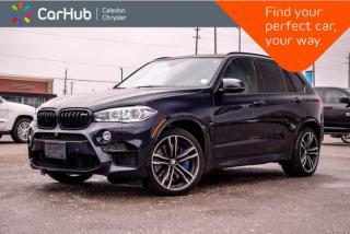 Used 2017 BMW X5 M AWD|Navi|Pano Sunroof|Bluetooth|Backup Cam|Leather|Heated Seats|20