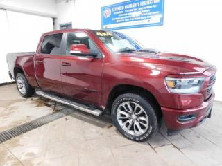 Used 2019 RAM 1500 SPORT LEATHER for sale in Listowel, ON
