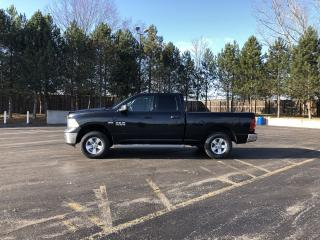 Used 2016 RAM 1500 Tradesman Quad CAB 4X4 for sale in Cayuga, ON