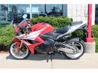 Used 2012 Honda CBR600RR CBR600RRAC for sale in Oakville, ON