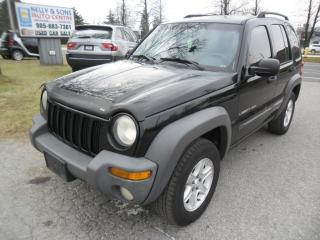 Used 2003 Jeep Liberty Sport 4X4