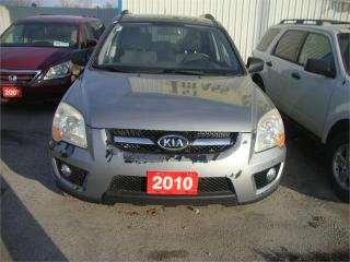 Used 2010 Kia Sportage LX-Convenience for sale in London, ON