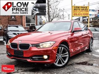 Used 2015 BMW 3 Series SportLine*AWD*Navi*Bluetooth*Alloys*FullOpti* for sale in Toronto, ON