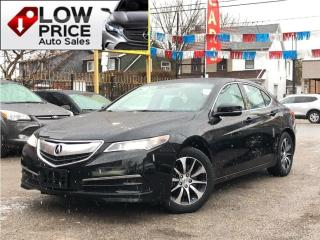 Used 2015 Acura TLX Navi*Camera*BlindSpot*FullOpti*Warranty* for sale in Toronto, ON