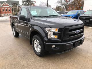 Used 2016 Ford F-150 XL | 4X4 | One Owner | Bluetooth for sale in Harriston, ON