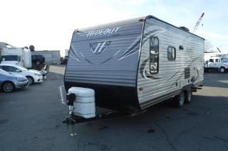Used 2017 KEYSTONE Hideout 19FLBWE 19 Foot Travel Trailer for sale in Burnaby, BC