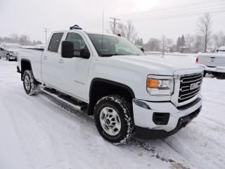 Used 2015 GMC Sierra 2500 SLE. 6.0L. 4X4. only 57000 km for sale in Gorrie, ON