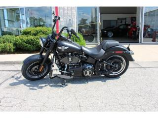 Used 2017 Harley-Davidson FAT BOY FAA for sale in Oakville, ON