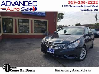 Used 2011 Hyundai Sonata GL for sale in Windsor, ON