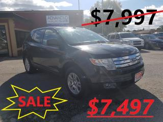 Used 2007 Ford Edge SE for sale in Windsor, ON