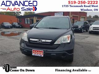 Used 2009 Honda CR-V EX-L for sale in Windsor, ON