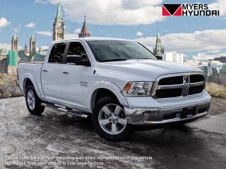 Used 2017 RAM 1500 SLT Crew Cab SWB 4WD for sale in Bells Corners, ON