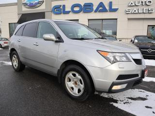 Used 2010 Acura MDX Tech Package 7 PASSENGERS AWD NAV MORE... for sale in Ottawa, ON