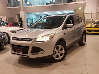 Used 2016 Ford Escape SE-PANORAMIC ROOF-NAVIGATION-CAMERA-ONLY 87KM for sale in Toronto, ON