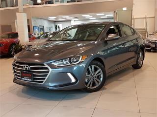 Used 2017 Hyundai Elantra GL-REAR CAMERA-CARPLAY-HEATED SEATS-ONLY 27KM for sale in Toronto, ON
