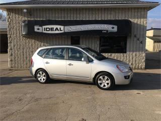 Used 2008 Kia Rondo EX w/3rd Row for sale in Mount Brydges, ON