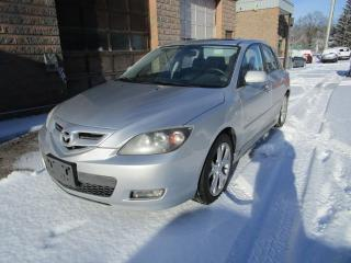 Used 2007 Mazda MAZDA3 GS for sale in Cookstown, ON