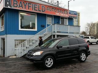 Used 2010 Honda CR-V EX-L AWD **Leather/Sunroof/Only 138k!** for sale in Barrie, ON