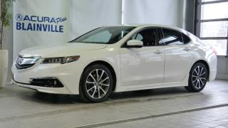 Used 2015 Acura TLX SH-AWD ** ÉLITE ** ACHAT 3,9% 72 MOIS ** for sale in Blainville, QC