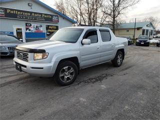 Used 2006 Honda Ridgeline EX-L Leather 4x4 Safetied EX-L for sale in Madoc, ON