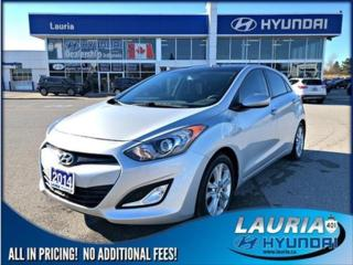Used 2014 Hyundai Elantra GT for sale in Port Hope, ON