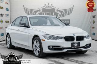 Used 2014 BMW 3 Series 328i xDrive, NAVI, BLUETOOTH, LEATHER, MOONROOF for sale in Toronto, ON