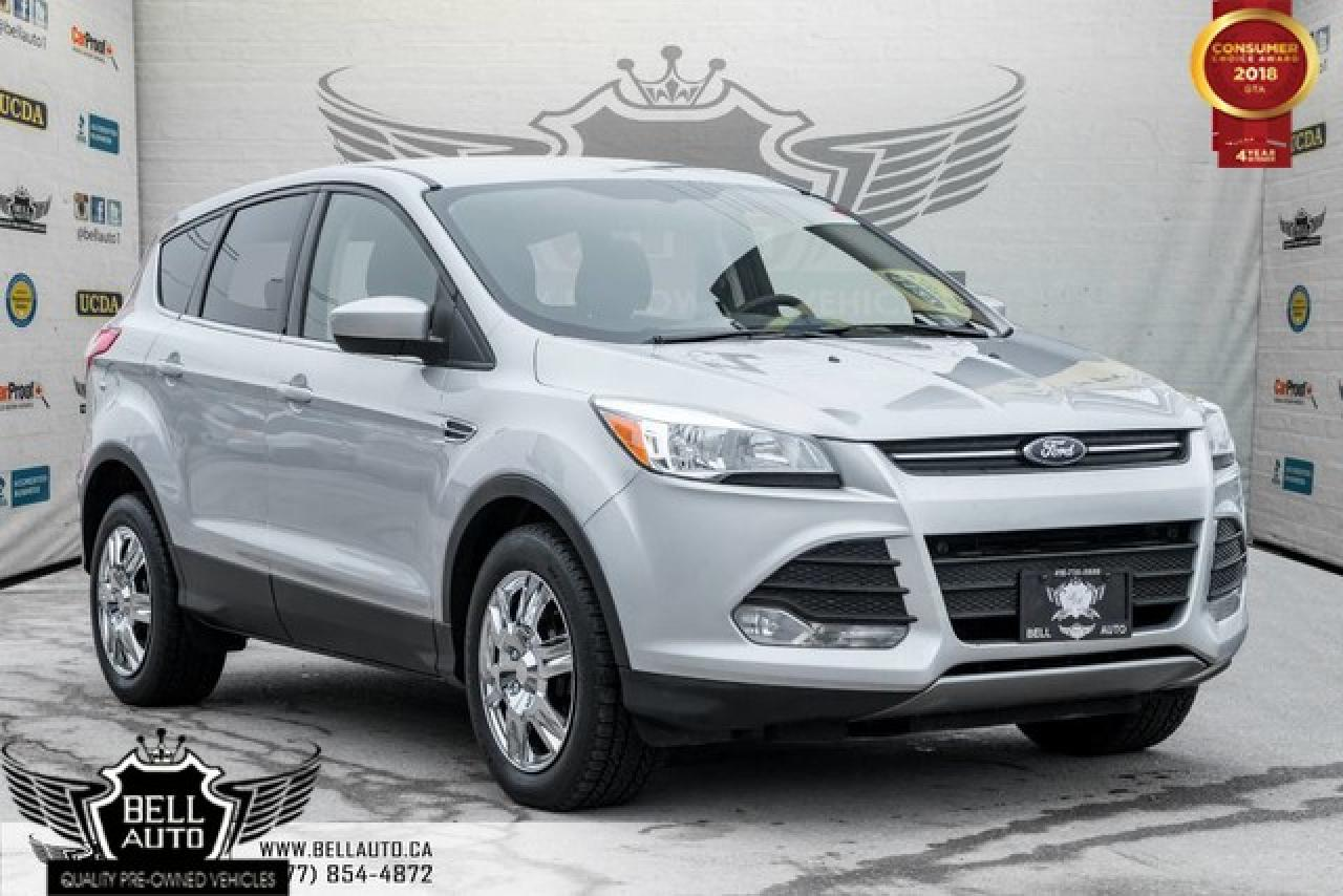 2014 Ford Escape SE, BACK-UP CAMERA, BLUETOOTH, HEATED SEATS, USB, SATELLITE RADIO