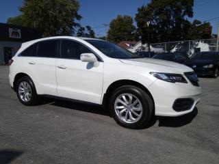 Used 2016 Acura RDX AWD TECH PACK NAVIGATION for sale in St-Eustache, QC