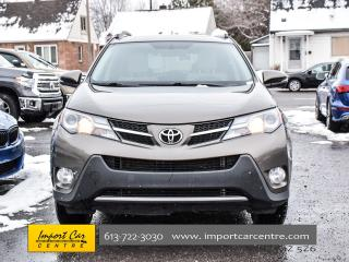 Used 2013 Toyota RAV4 AWD XLE ROOF H.SEATS BK.CAMERA ALLOYS WOW!! for sale in Ottawa, ON