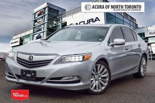 Used 2015 Acura RLX Tech at 4yrs/80,000KM Scheduled Maintenance Includ for sale in Thornhill, ON