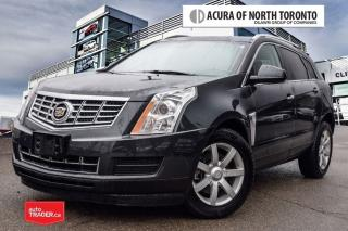 Used 2015 Cadillac SRX AWD Luxury Winter Tires Included|Remote Start for sale in Thornhill, ON
