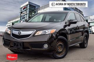 Used 2015 Acura RDX at Accident Free| Winter Tires Included for sale in Thornhill, ON