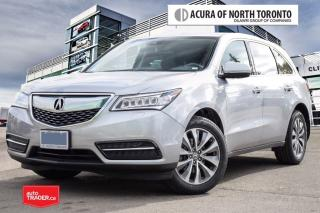 Used 2015 Acura MDX Tech at Accident Free| DVD|Bluetooth for sale in Thornhill, ON